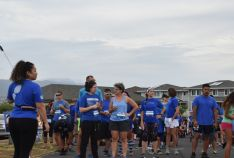 OMC Wearblue Run to Remember 2018